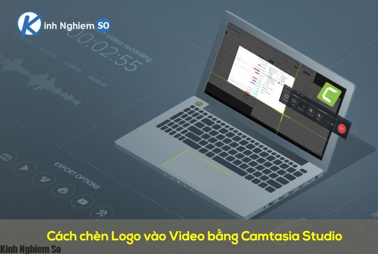 Cách chèn Logo vào Video bằng Camtasia Studio