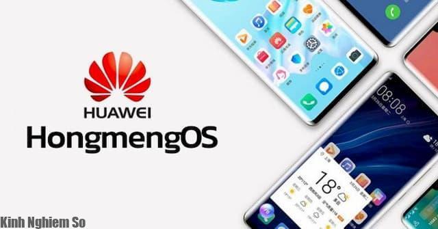 HongMeng OS đang được Huawei phát triển