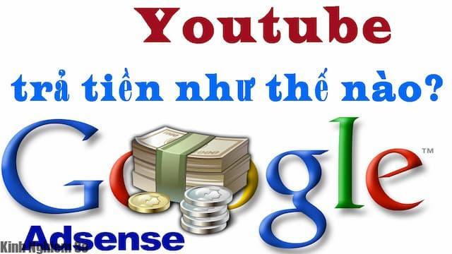 Cách kiếm tiền bằng Youtube