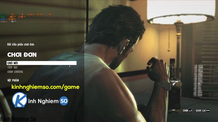 Chơi Game Max Payne 3 Việt Hóa