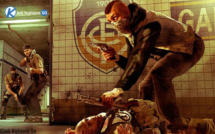 Download Game Max Payne 3
