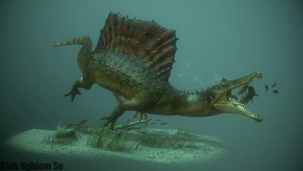 Sát thủ Spinosaurus