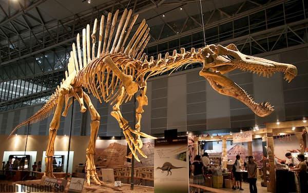 Thằn lằn gai Spinosaurus