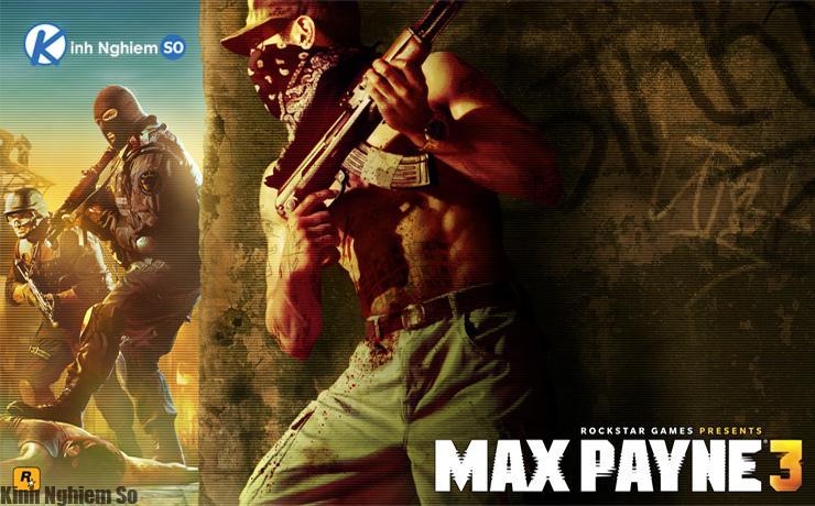 Tải game Max Payne 3 Việt Hóa