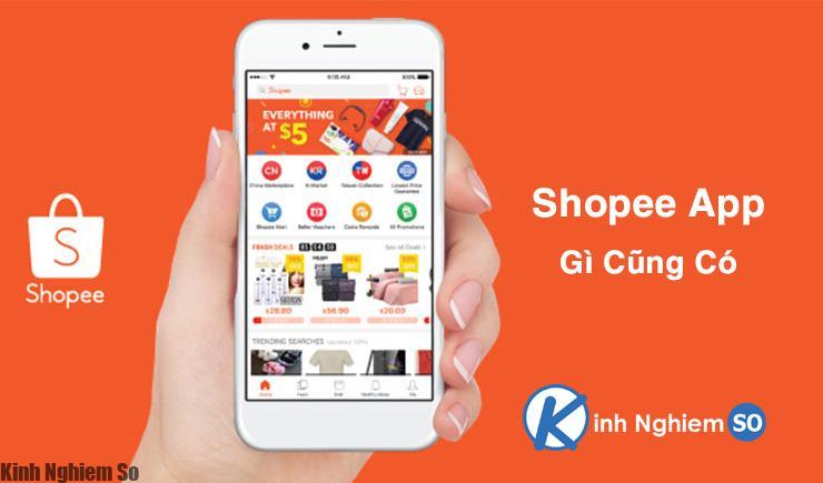 Ứng dụng Shopee