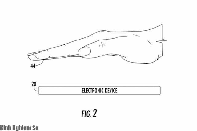 Tuy nhiên việc mở khoá iPhone bằng bàn tay chưa tối ưu