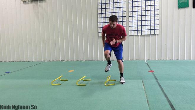 Cách tập luyện để tăng thể lực trong bóng đá