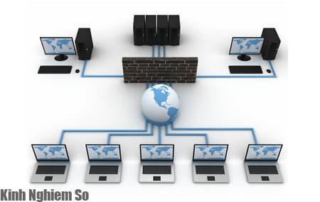 Ưu điểm của mạng LAN