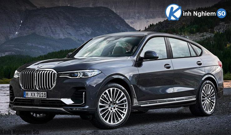 Đánh giá xe BMW X8 2020 về thiết kế đầu xe