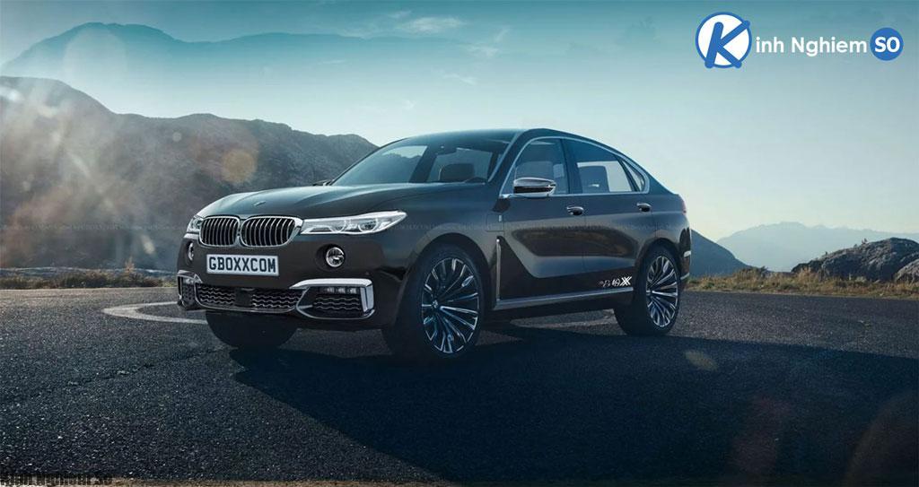 Đánh giá xe BMW X8 2020