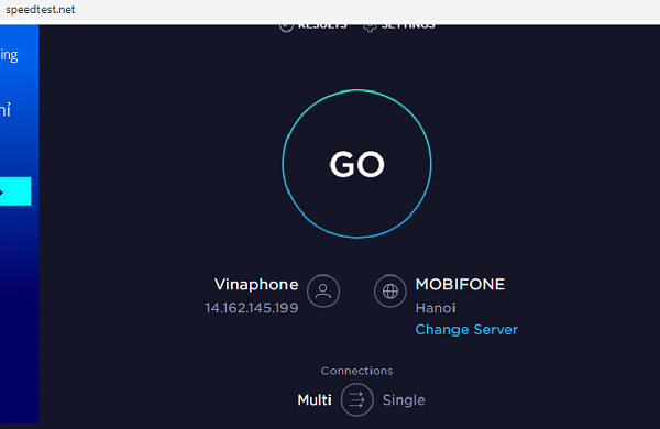 Cách kiểm tra tốc độ mạng FPT, VNPT, Viettel không cần phần mềm ảnh 1