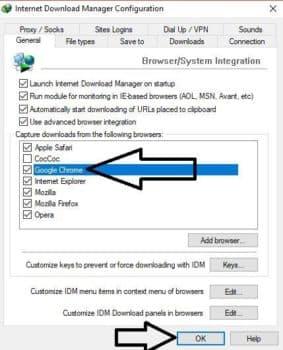 Cách add IDM vào Chrome
