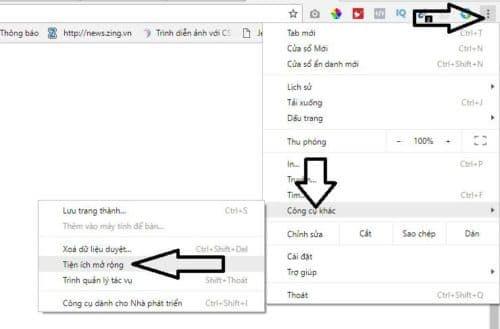 Cách tích hợp IDM vào Chrome