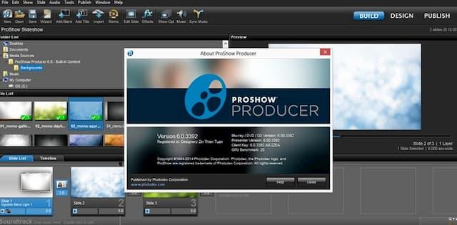 Phần mềm làm video chuyên nghiệp