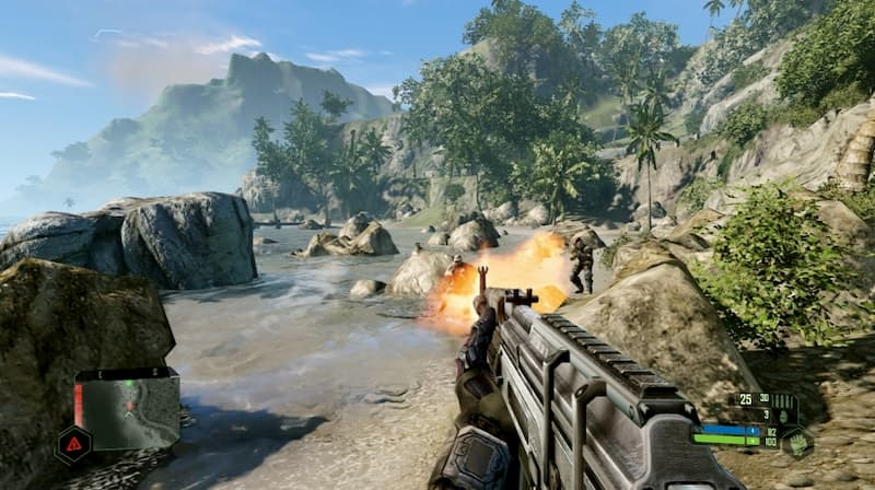 Game Crysis Remastered