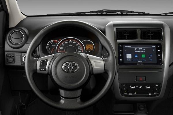 Xe Toyota Wigo 2021