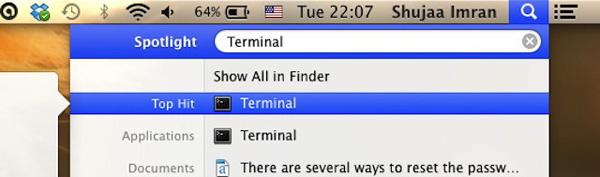 Cách tắt Macbook đúng cách