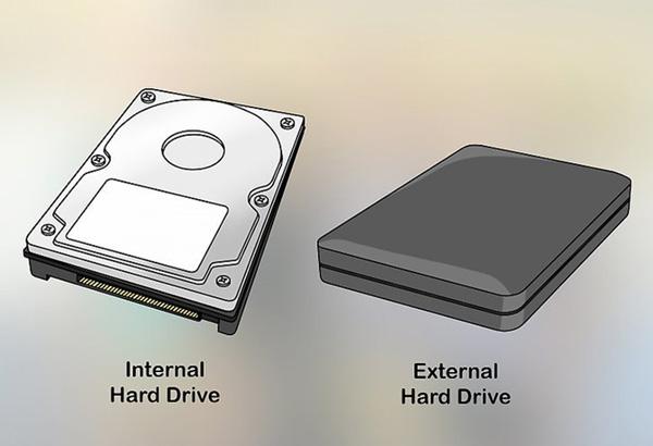 Các loại ổ cứng HDD