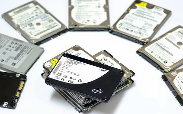 Các loại ổ cứng SSD