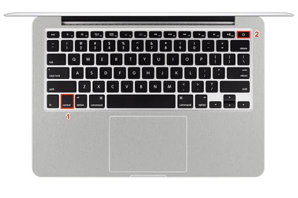 Cách tắt máy Macbook nhanh