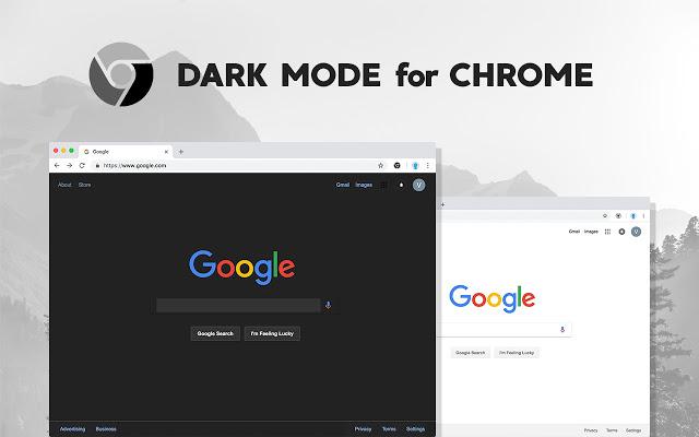 Dark Mode Chrome