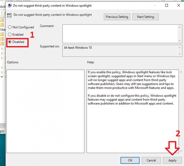 Cách chặn Microsoft Edge tự động bật lên