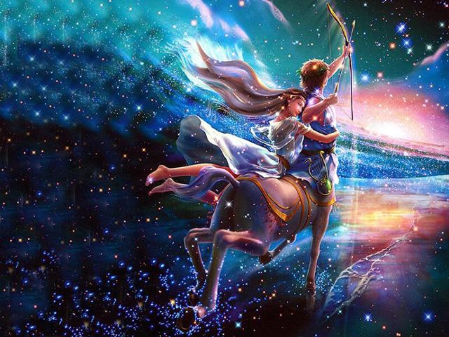 Truyền thuyết chòm sao Nhân Mã
