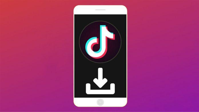 Hướng dẫn tải video TikTok không có logo trên iPhon