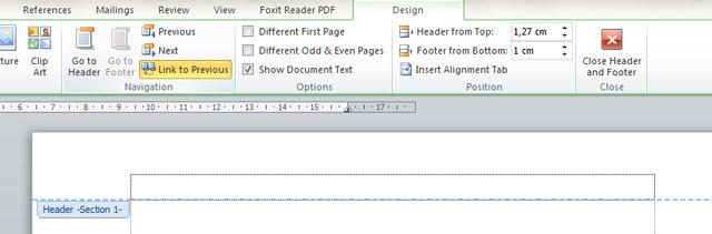Cách đánh số trang trong Word theo ý muốn