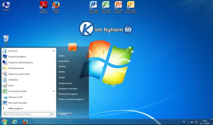 Windows 7 là gì