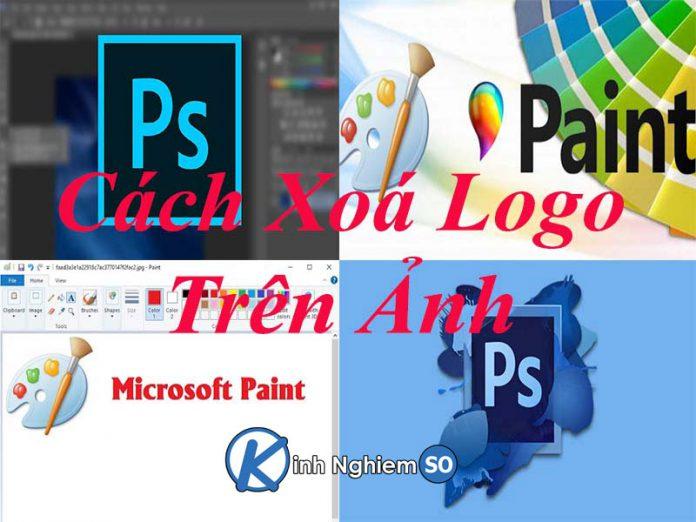 Cách xóa Logo trên ảnh