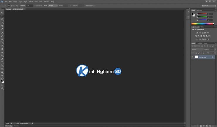 Dùng Adobe Photoshop để xoá Logo trên ảnh