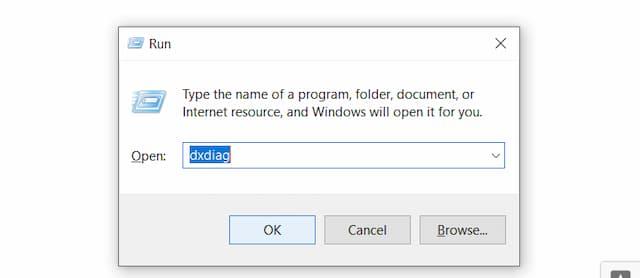 Cách kiểm tra Windows 32bit hay 64bit bằng hộp thoại Run