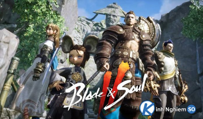 Tải game Blade and Soul