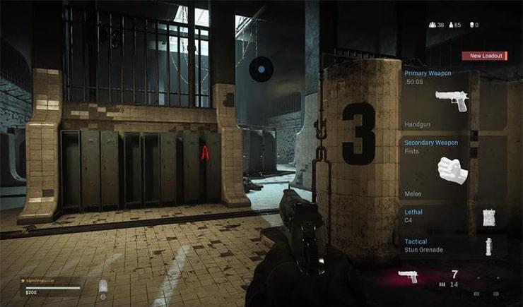 Đồ họa game Call of Duty: Warzone