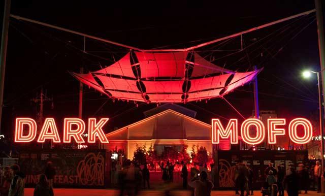 Lễ hội Dark Mofo trong ngày Hạ chí