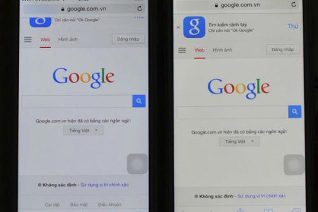 Cách test màn hình iPhone bị ám vàng