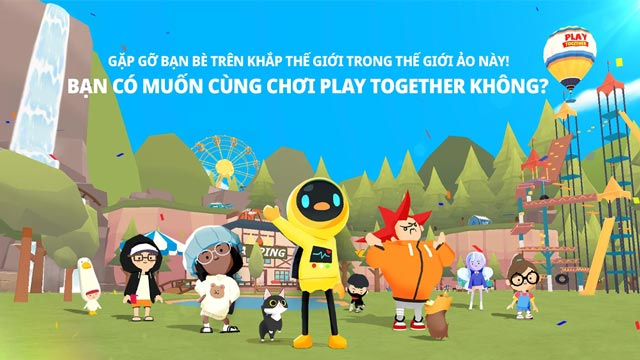 Tải Game Play Together