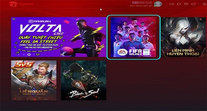 Cách tải FIFA Online 4 trên máy tính