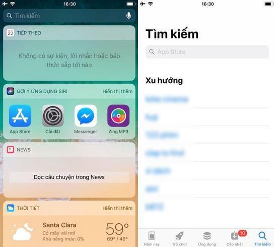 Truy cập Appstore để cài đặt Garena Mobile trên iPhone