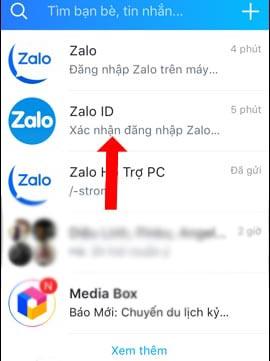 Hướng dẫn đăng nhập Zalo trên máy tính bằng cách xác minh Zalo ID